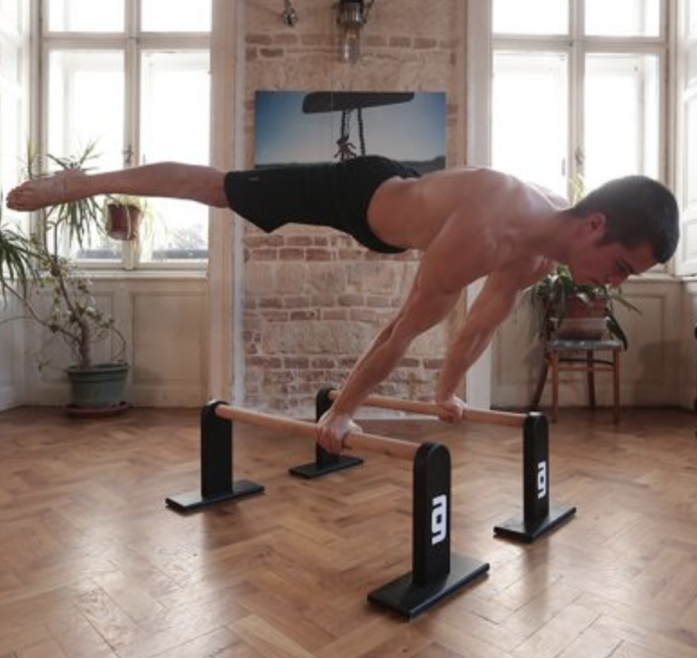 Planche presses to handstand tutorial